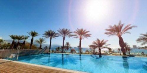 Astral Seaside Hotel Eilat Pool