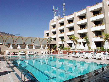 Reef Hotel Eilat